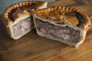 Large Game Pie